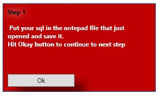 Select Server that sql server runs on